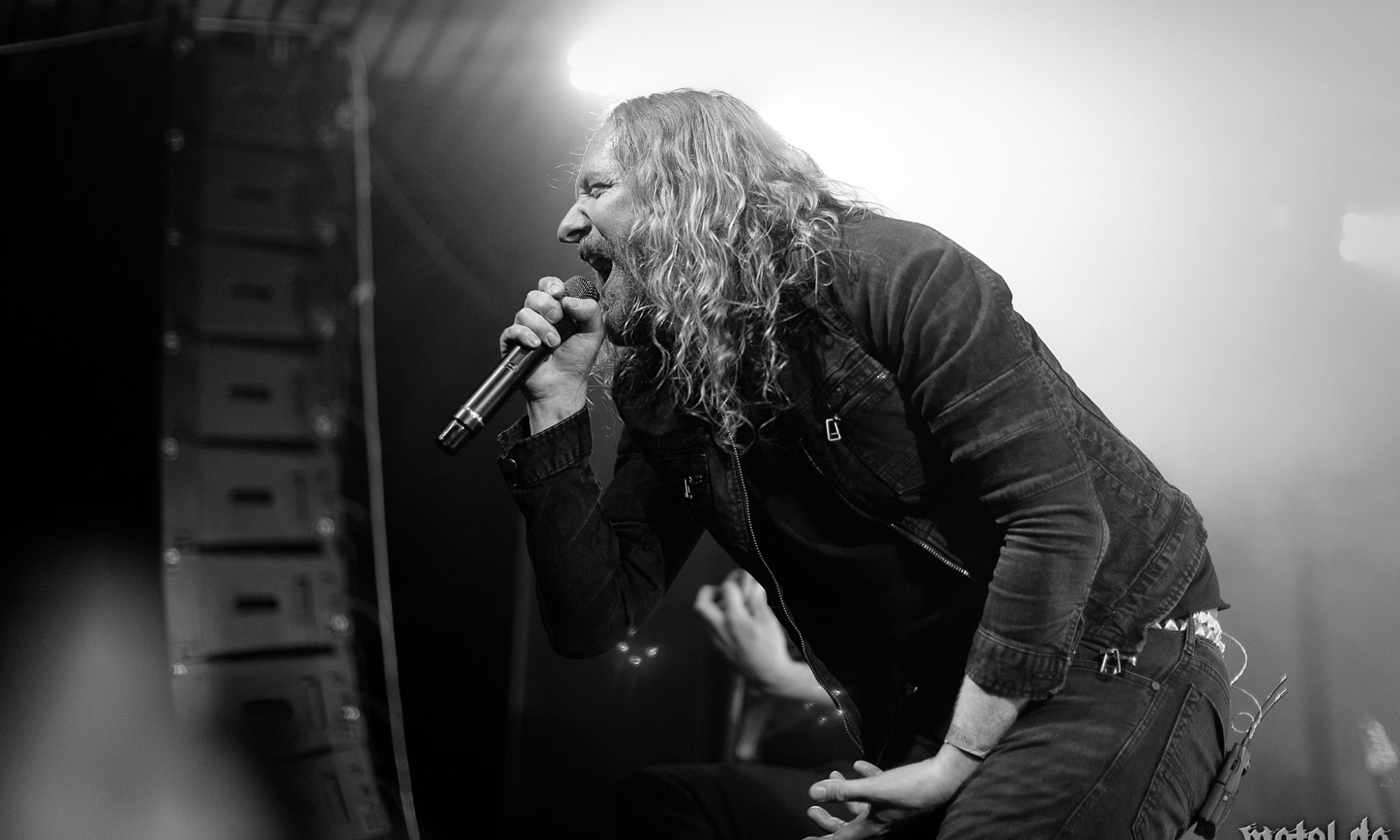 Konzertfoto von Dark Tranquillity - Out Of Line Weekender 2019